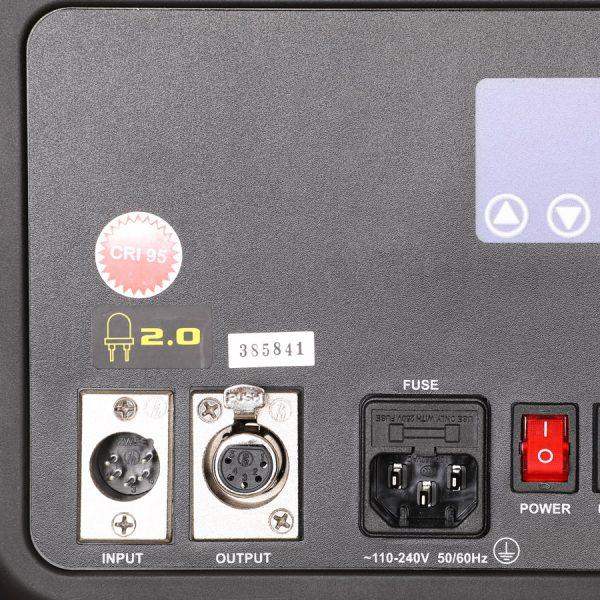 Luci LED Fresnel DMX control