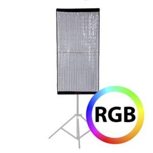 Pannello Led Rgb Flessibile RX-848 60x120